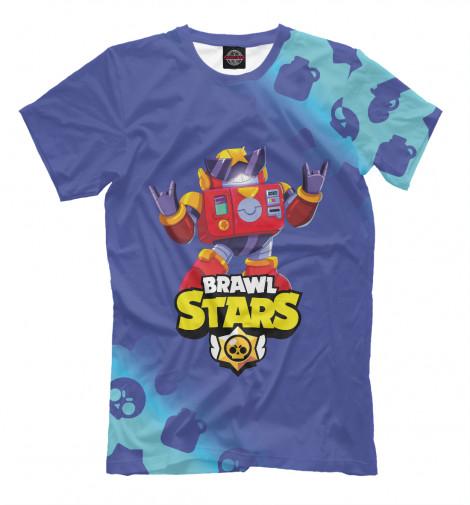 Раскраска Вольт из Браво Старс (Brawl Stars) ⋆ Распечатать ...